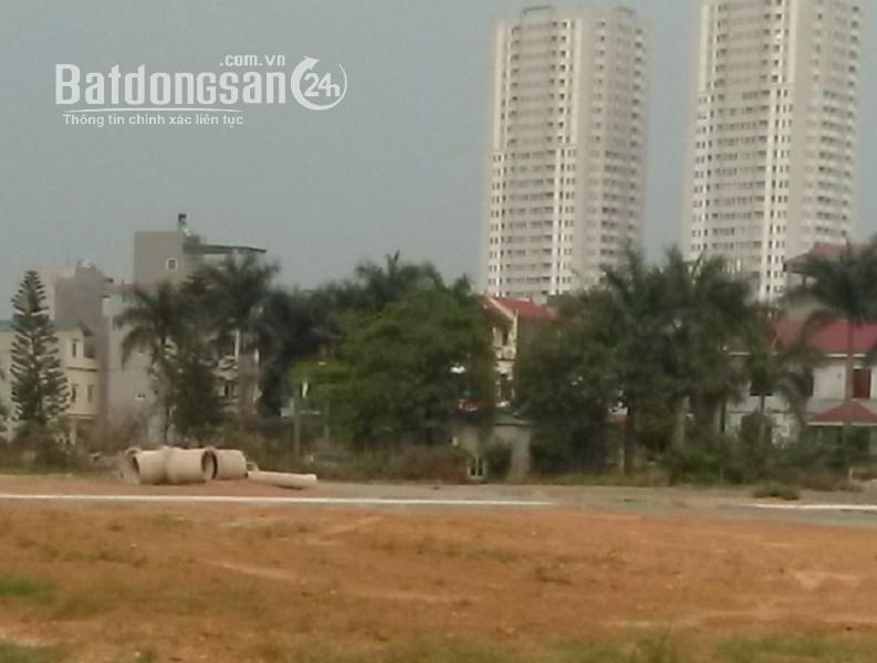 Bán mảnh đất mặt phố tại khu đô thị HUD, Vân Canh, Hoài Đức