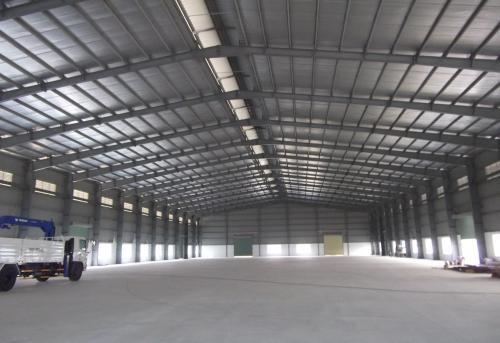 Cho thuê nhà xưởng tại Hòa Bình, KCN Lương Sơn 1198m, 2592m, khuôn viên 1ha