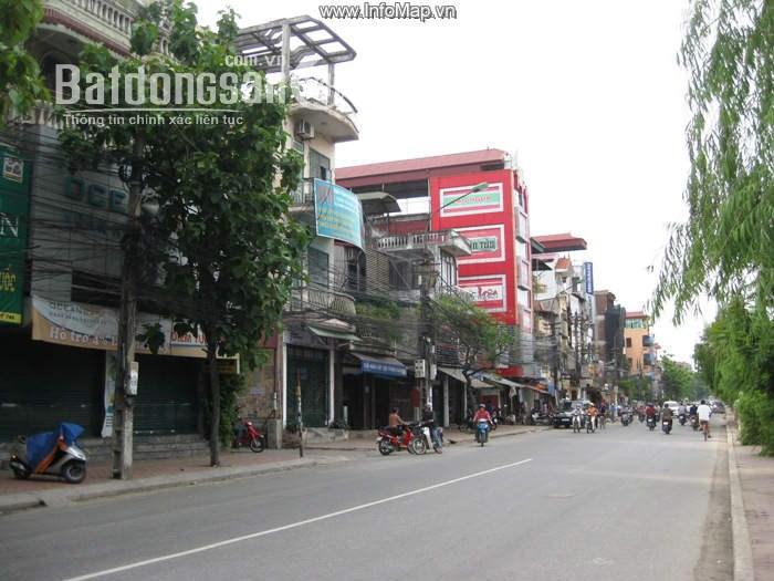 Cho thuê nhà mặt phố Đường Kim Ngưu, Phường Minh Khai, Quận Hai Bà Trưng