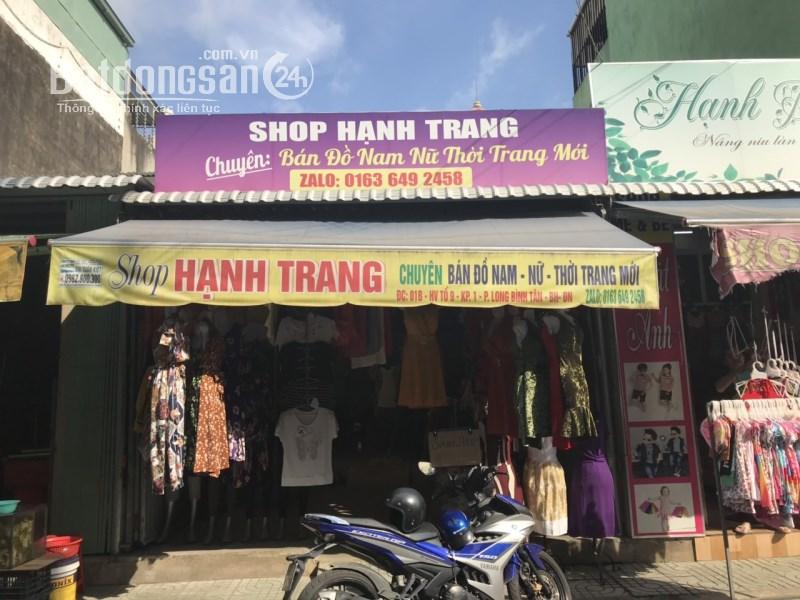 CHÍNH CHỦ CẦN SANG NHƯỢNG SHOP QUẦN ÁO HẠNH TRANG -BIÊN HÒA - ĐỒNG NAI