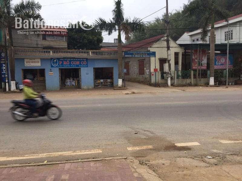 Cho thuê nhà Đường Trần Đăng Ninh, Phường Quyết Tâm, TP Sơn La