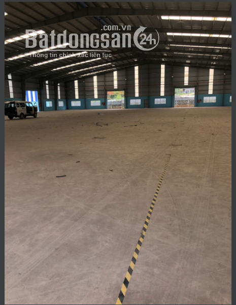 Cho thuê hoặc bán xưởng Khuôn Viên 16.000M2 KCN Tam Phứớc , Biên Hoa,Đồng Nai .