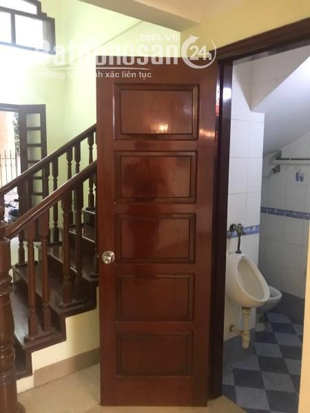 Cần thuê nhà  Đường Hoàng Ngân, Phường Trung Hòa, Quận Cầu Giấy, dt 55m2* 5 tầng