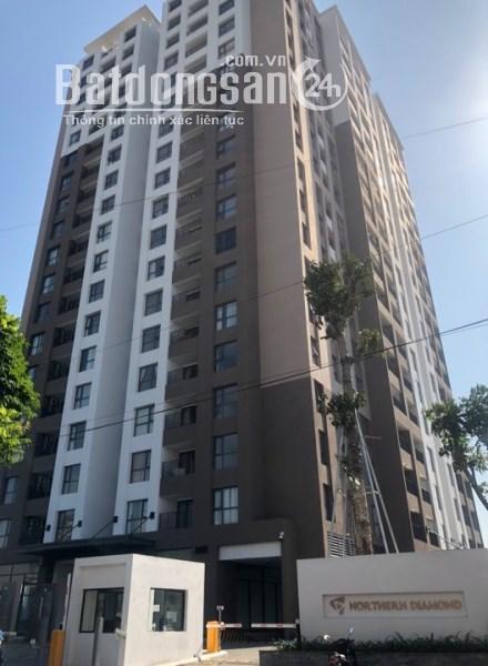 Cho thuê căn hộ Cao cấp S: 100m2 , 3PN-2WC . Tòa Northern Diamond–Q.Long Biên