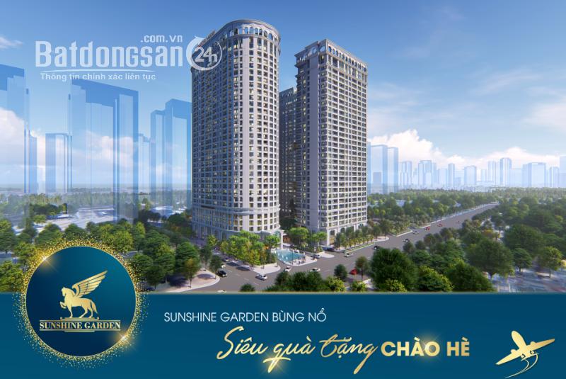Bán căn hộ chung cư Cao Cấp Sun Grand City diện tích 95m2 chỉ 145 triệu