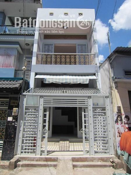 Cần bán nhà Mặt Tiền đường số 14, phường BHHA, quận Bình Tân. Vị trí tốt