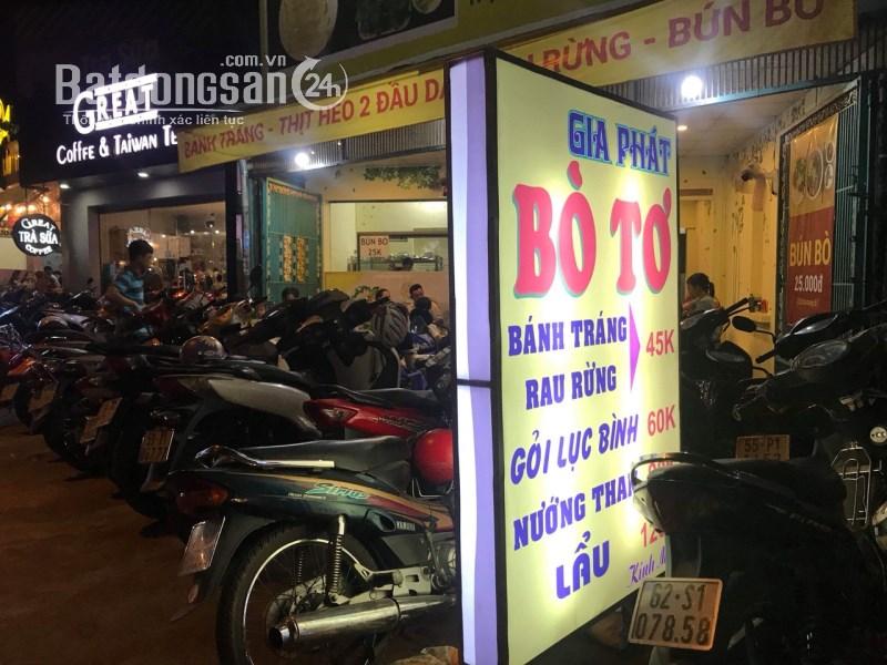 Sang gấp quán nhậu + ăn sáng mặt tiền đường Song Hành, Tân Xuân, Hóc Môn