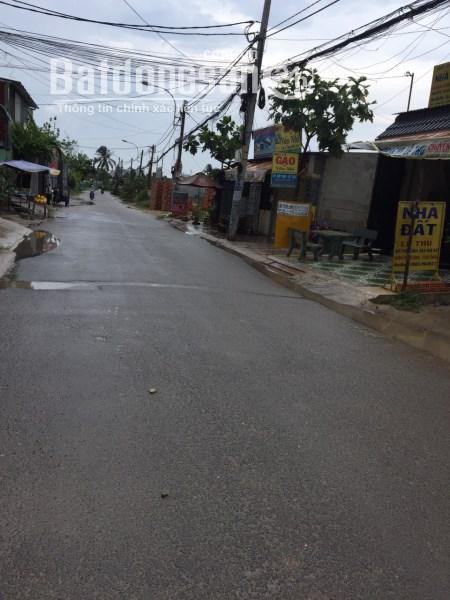Bán đất mặt tiền Đường Thạnh Xuân 22, Phường Thạnh Xuân, Quận 12,dt:5x22m