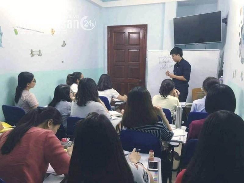 Phòng dạy học cho thuê K&K quận 10 tp hcm.