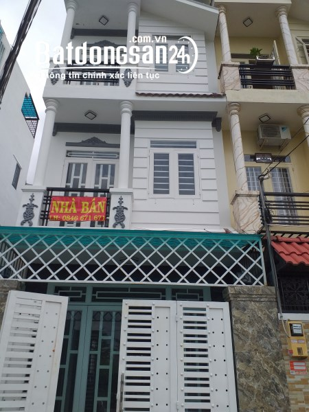 Bán nhà ở Thị trấn Nhà Bè, huyện Nhà Bè, TP HCM.