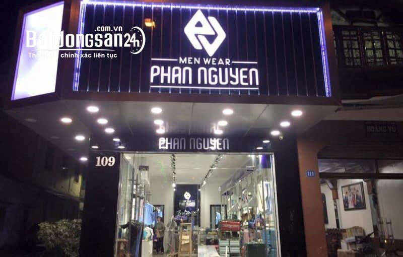 Cho thuê nhà mặt phố Phố Trần Xuân Soạn, Phường Bùi Thị Xuân, Quận Hai Bà Trưng