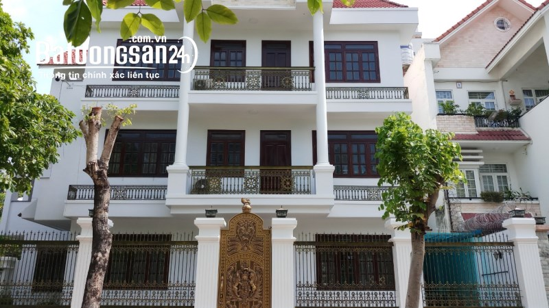 Bán biệt thự, villas Chung cư Đồng Diều, Đường Cao Lỗ, Quận 8, 20 TỶ