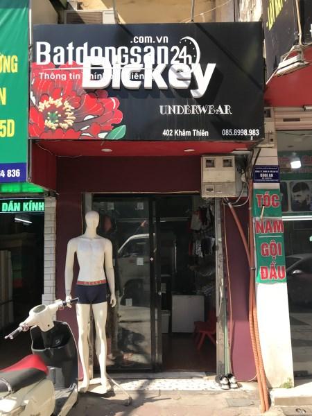 Sang nhượng cửa hàng, kiot Phố Khâm Thiên, Phường Thổ Quan, Quận Đống Đa