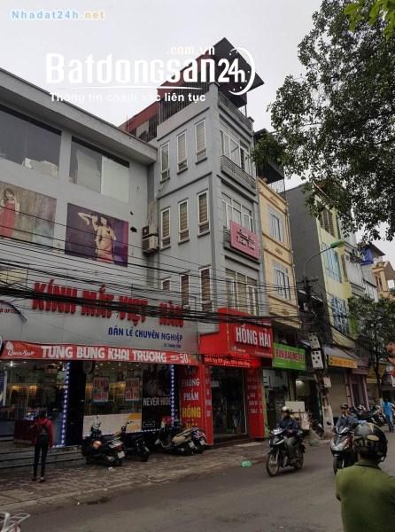 Cho thuê nhà mặt phố Đường Trương Định, Phường Tân Mai, Quận Hoàng Mai
