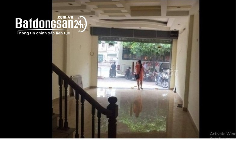 Cho thuê nhà Phố Trần Xuân Soạn làm nhà hàng, spa, tt đào tạo 80tr