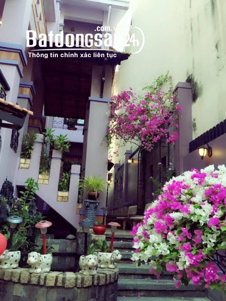 Bán biệt thự, villas Đường Cao Lỗ, Phường 4, Quận 8