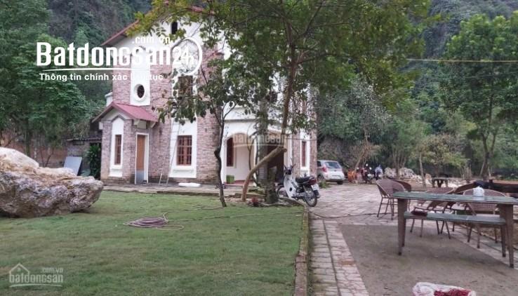 Bán đất nhà vườn mặt đường QL6A 13m².đất thổ cư. Sổ đỏ chính chủ