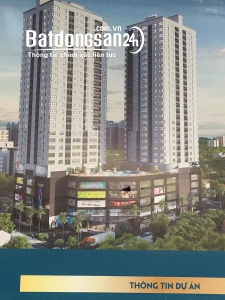 Cho thuê sàn thương mại,chân đế chung cư 2640m2 tại 35 Lê Văn Thiêm, Thanh Xuân.
