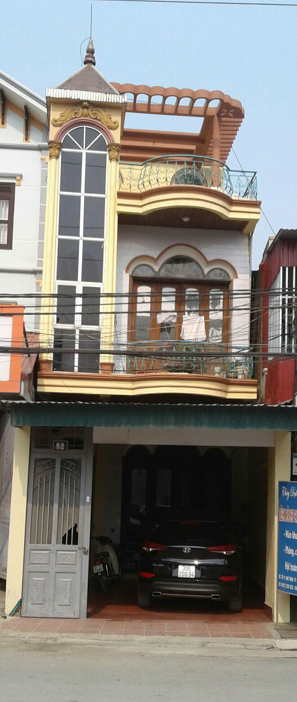 Bán nhà mặt phố Đường Võ Nguyên Giáp, Phường Nam Thanh, TP Điện Biên Phủ