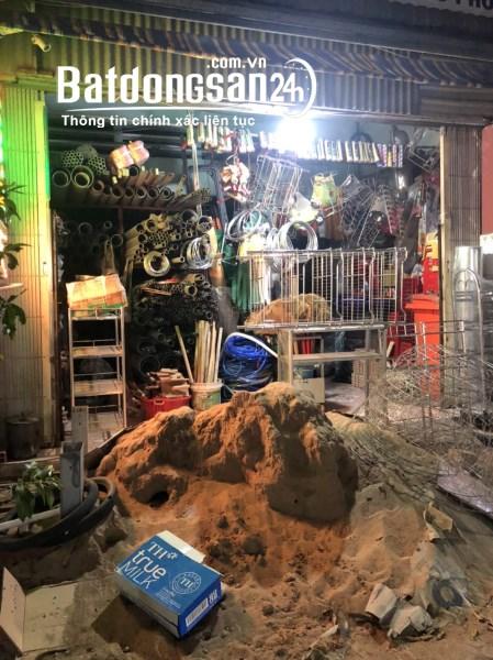 Bán Kiot 2 Mặt tiền (6x15.5), vị trí đẹp tại chợ Phú Chánh, TP mới Bình Dương.