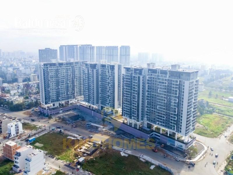 Bán căn hộ One Verandah 3PN - căn góc - view sông trực diện - tầng cao