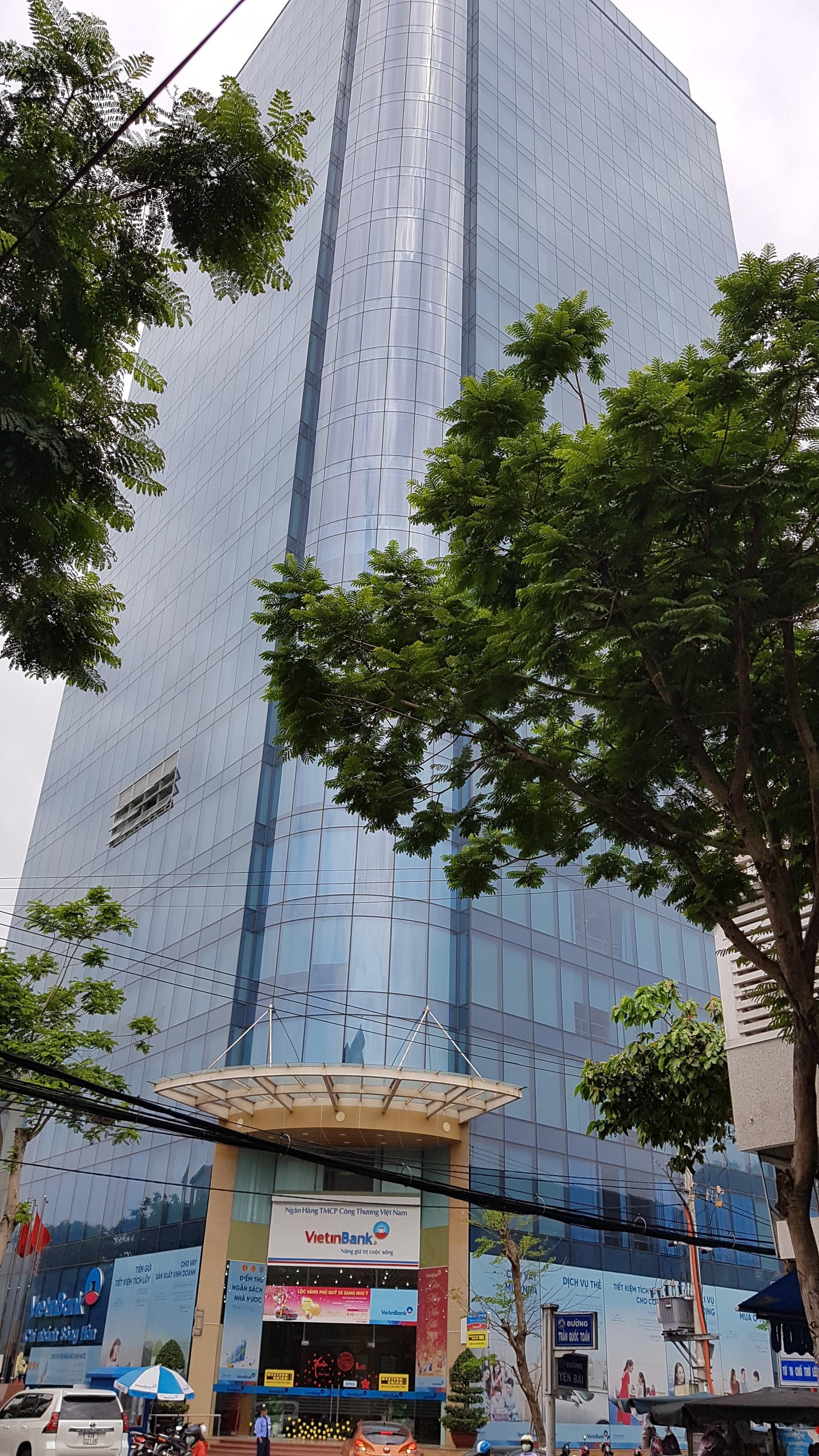 Cho thuê văn phòng đường Trần Quốc Toản, diện tích tối thiểu 100m2