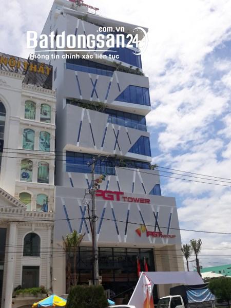 Cho thuê văn phòng đường Nguyễn Hữu Thọ, diện tích 181m2, 217m2