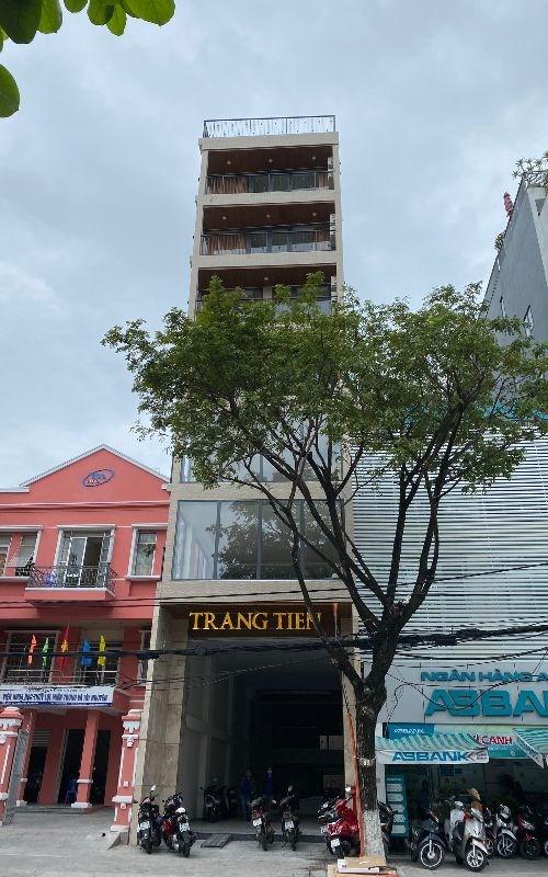 Cho thuê văn phòng mới đường Đống Đa, diện tích 100m2