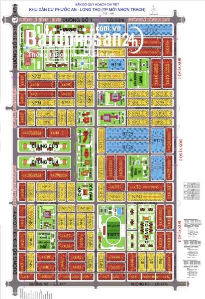 Khách net cần mua đất dự án HUD XDHN THÀNH HƯNG