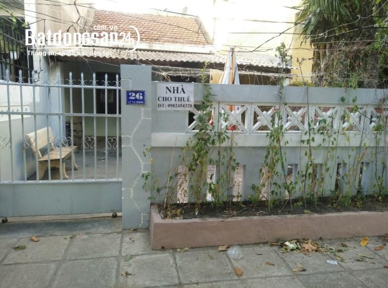 Cho thuê nhà mặt phố Đường Lý Tự Trọng, Phường 7, TP Tuy Hoà, phú yên
