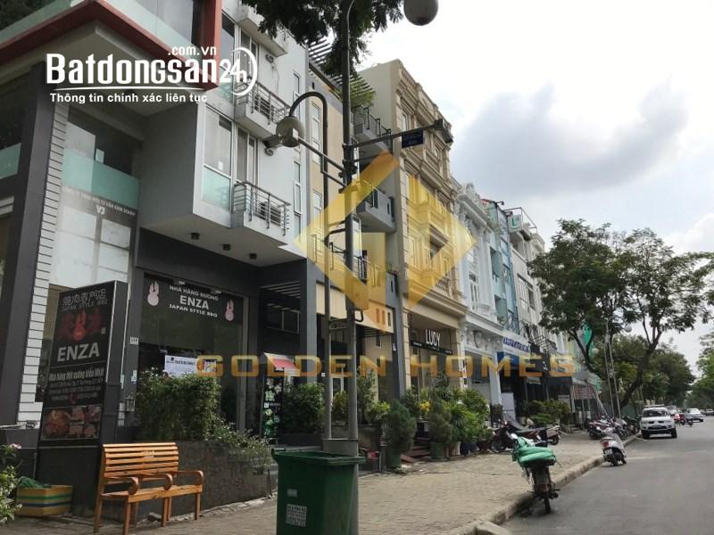 Cho thuê nguyên căn Hưng Gia, 6 phòng 4 lầu ngay Phú mỹ hưng, quận 7 TP HCM