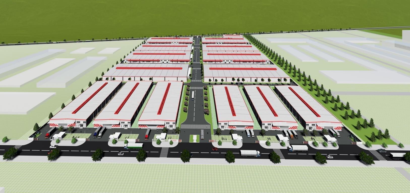 Cho thuê xưởng tại KCN Yên Bình, Thái Nguyên diện tích đa dạng