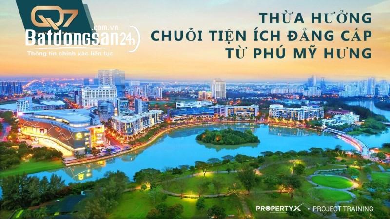 Shophouse Phú Mỹ Hưng Q7 Boulevard Hưng Thịnh, 61tr/m2, nhận nhà 2021, CK 6-18%