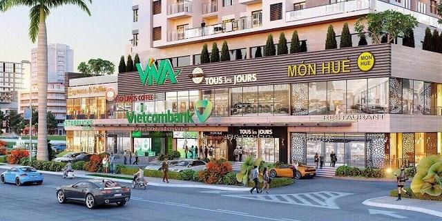 Chiết khấu ngay 6 - 18% Shophouse Q7 Boulevard Hưng Thịnh khu Phú Mỹ Hưng