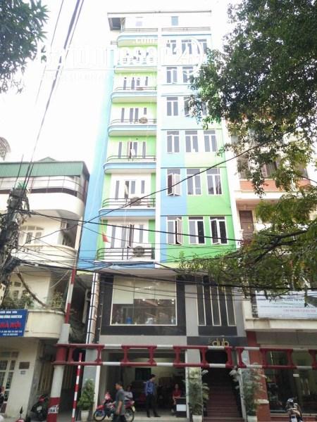 Cho thuê văn phòng mặt phố Phương Liệt, giá rẻ, DT: 25m2, MT: 8m .