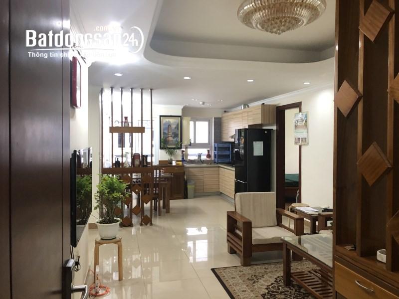 Cho thuê căn hộ chung cư Green Park đường Dương Đình Nghệ 105m 3PN full