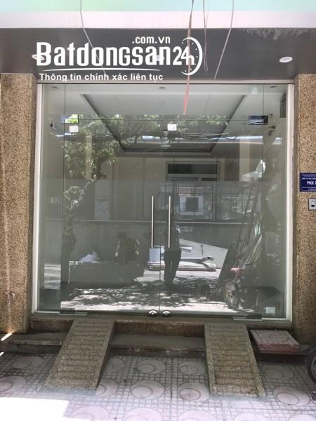 Cho thuê nhà riêng tại Thành Công 5 tầng làm Spa, văn phòng.
