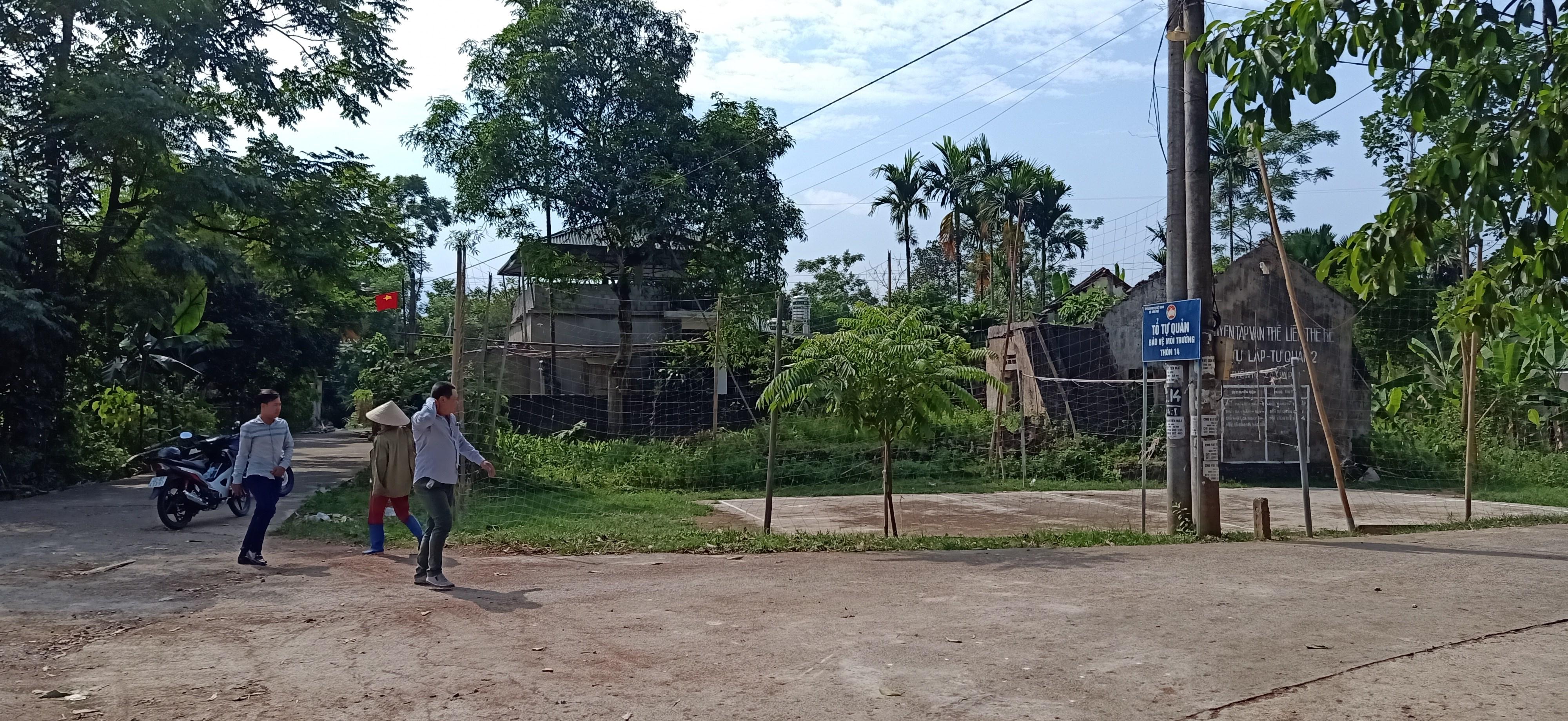 Bán đất Phố 37, Xã Phú Lâm, Huyện Yên Sơn