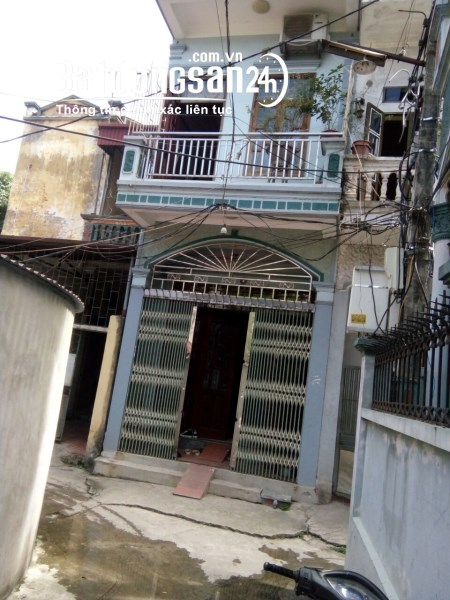 Bán Nhà 3 Tầng GIÁ RẺ, Văn Xã - Nhị Khê - Thường Tín. 0862.85.95.98.