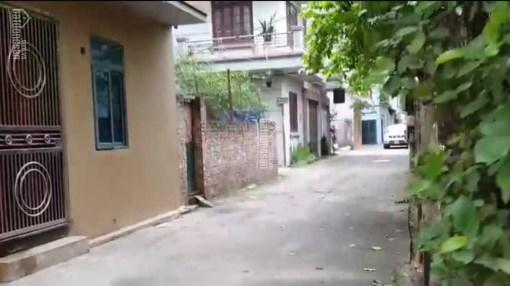 Bán đất mặt ngõ Phố Trạm, Long Biên, 2 ngõ trước sau, ôtô tránh,  80m2, 3.9 tỷ