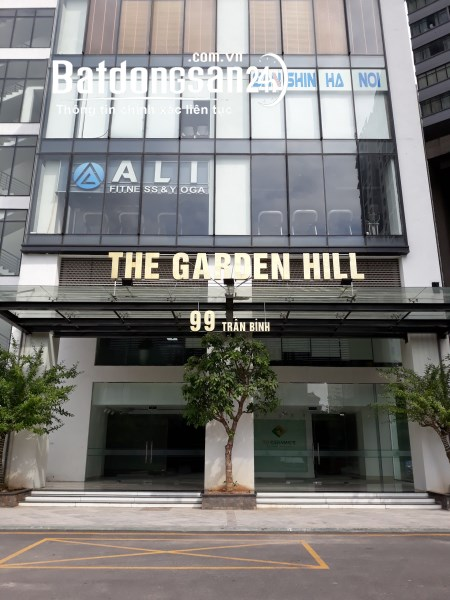 Trung tâm Mỹ Đình nhà mới giá 27.5 triệu/ m2  căn 90m The Garden Hill