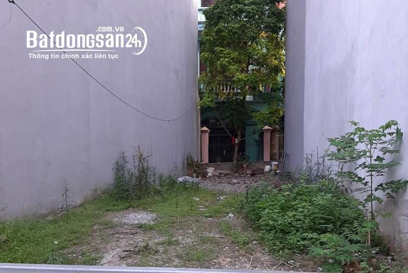 Bán đất phố Trạm, Long Biên, ô tô tránh, 80m2, hai mặt ngõ, 3.9 tỷ