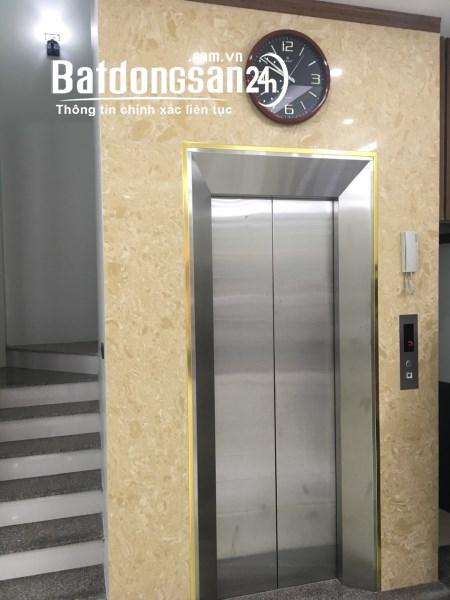 Chính chủ cho thuê nhà phố Đỗ Nhuận, 46m2 6 tầng có thang máy, vị trí kinh doanh