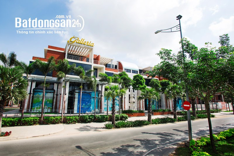 Bán Biệt thự Galleria, Đường Nguyễn Hữu Thọ, Huyện Nhà Bè