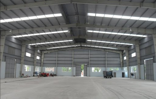 Cho thuê 2000 m2 kho xưởng Bắc Thăng Long, đường Container, PCCC, Khung Zamin