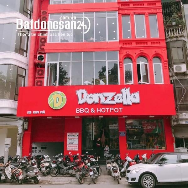 Chính chủ cần cho thuê cả nhà 6 tầng 60m2/sàn,MT 11m2 tại 115 Kim Mã, Hà Nội