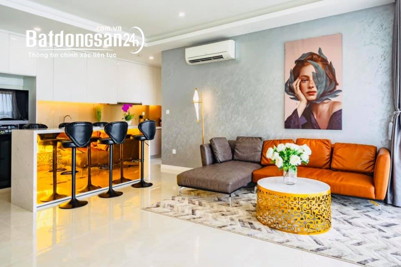 Cho thuê căn hộ chung cư Masteri Millennium, Đường Bến Vân Đồn, Quận 4
