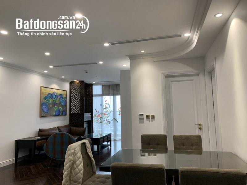 Bán căn góc 3 ngủ 108m chung cư Sun Grand City Lương Yên