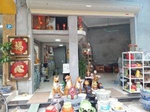 Chính chủ cho thuê kinh doanh lâu dài nguyên căn ngôi nhà 21, phố Phú