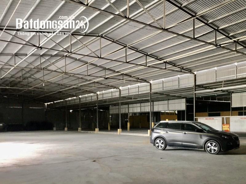 Cho thuê kho xưởng tại Phú Thọ, cụm CN Hoàng Xá 1000m - 6000m (Có Ảnh)